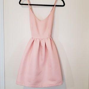 Cute Pink Cocktail Dress